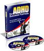 The ADHD Success Formula eBook & Audio (PLR)