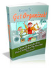 Thumbnail How To Get Organized Sourcebook with MRR