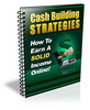 Thumbnail HOW TO EARN A SOLID INCOME ONLINE eBook with PLR