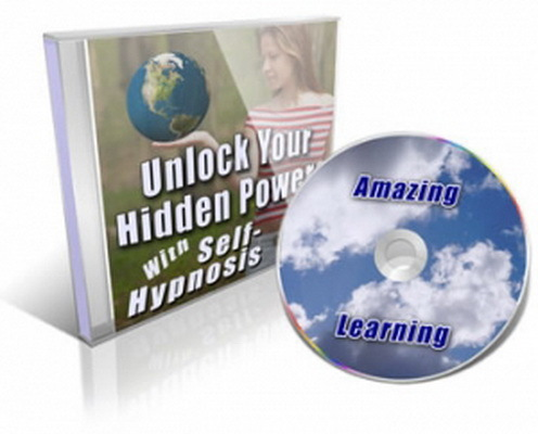 Product picture How To Unlock Your Hidden Power with Self-Hypnosis with PLR