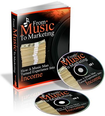 Product picture How to From Turned Music To Marketing eBook & Audio with PLR