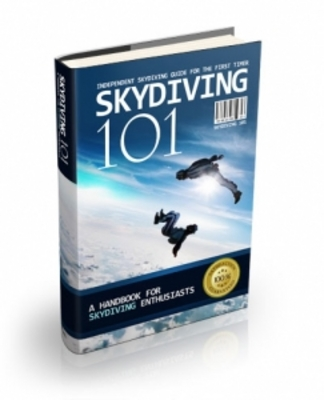 Product picture Learn How to Skydiving 101 with PLR