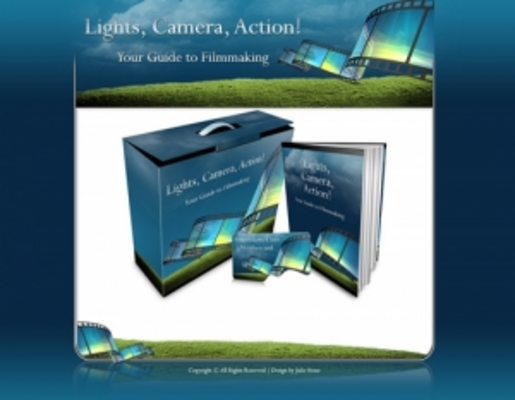 Product picture Film Making Template (RR) and eBook Package (PLR)